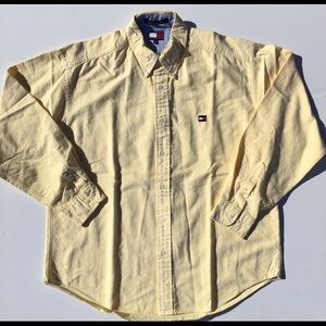Tommy Hilfiger Casual Button Up Shirt